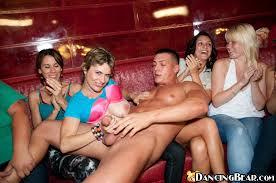 Bachelorette party big tits