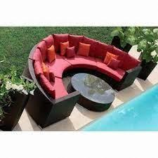 popular rattan patio furniture semi