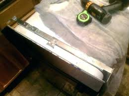 how to secure dishwasher under granite countertop attach dishwasher to granite attaching dishwasher