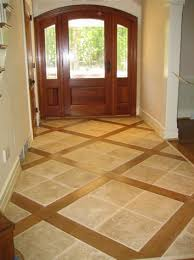 great way to mix hardwood floors tile hickmanwoods