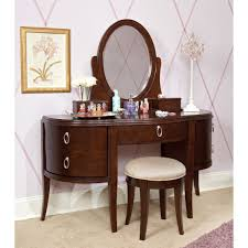 round bedroom furniture. Interior Bedroom Furniture Adorable Decorating Ideas Using Oval Brown Mirrors And Wooden Dressers Also With Round Chairs Enchanting L