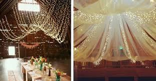 Wedding lighting ideas reception Decor Ideas String Lights Creative Lighting Ideas For Your Wedding Reception My Wedding Reception Ideas 26 Creative Lighting Ideas For Your Wedding Reception My Wedding