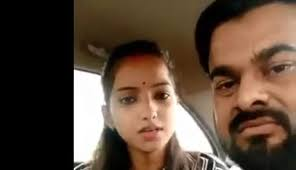 Papa Out To Kill Me Says Bjp Mlas Daughter On Video After