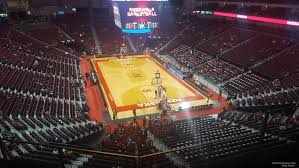 Pinnacle Bank Arena Basketball Seating Chart Pinnacle Bank Arena Section 213 Nebraska Basketball
