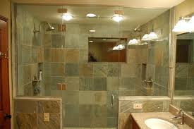 walk in showers with glass doors. attractive tiled bathrooms designs that make : pleasant with interesting ceiling lamp walk in showers glass doors i