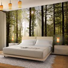 Impressive Design Fototapete Ideen Amazon Tapeten Elegant Vlies Wald