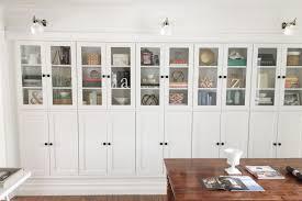 office bookcases with doors. Amazon.com: Storage Bookcase With Doors 30 In. High : Kitchen . Office Bookcases H