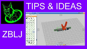 Lego Digital Camera : Tips amp ideas lego digital designer tricks and bugs