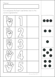 Identifying Numbers Worksheets Super Teacher Grade Kindergarten