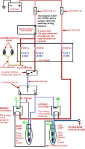 article st1300 headlight wiring diagram see post 22 for correct wiring and additional information