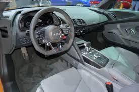 2015 audi r8 interior. audi r8 v10 plus quattro 2015 genf autosalon live 05 750x500 interior s