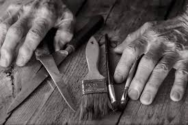 jacques pepin on cooking and painting hands of a chef hands of a painter