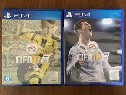 PS4 game FIFA 17 FIFA 18, Video Gaming ...
