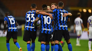Inter Milan hit two late goals to beat Fiorentina 4-3 - Eurosport
