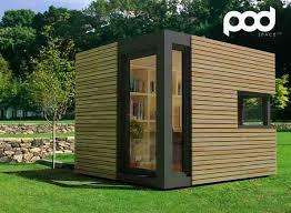 outdoor garden office. garden studio outdoor office