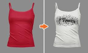 Tank Top Mockup Ladies Tank Top Mockup Templates For Use In Photoshop