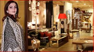 Nita Ambani New House Inside View Nita Ambani House Antilia
