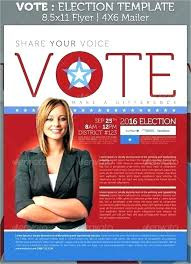 Election Website Template Free Templates Political And