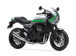 retro styled z900rs goes on