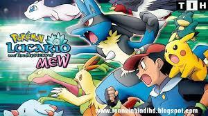 Pokemon Movie 8: Lucario ki Toofani Shakti In HINDI - TAMIL Dubbed (2005)  [HD] [Hungama TV] - Toons In Hindi HD
