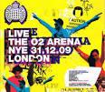 Live. The 02 Arena. NYE 31.12.09. London