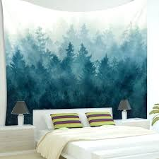 wall tapestry ikea art canvas synonyms bedroom inspired decorating ideas with tapestries blog hangings green tree