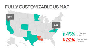 free editable maps us map powerpoint template free kotametro info