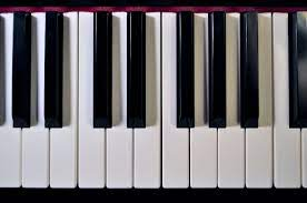 Um klavierspielen zu können, kommt man nicht daran vorbei noten lernen zu müssen. Klaviatur Wikipedia