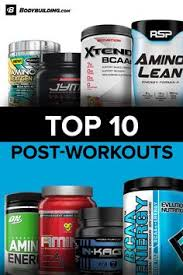 best post workout recovery supplements 2018 top 10 list