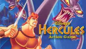 Image result for disney hercules games