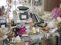 organize office space. Cluttered Desk Organize Office Space U
