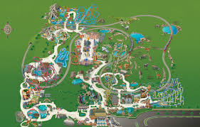 busch gardens tampa florida. Delighful Florida Busch Gardens Tampa Bay Park Map May 2017 And Florida