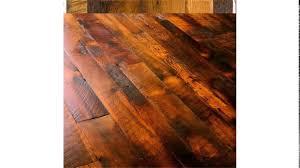 Rustic Wood Flooring Rustic Wood Flooring Youtube