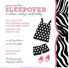 How To Make A Sleepover Invitation Slumber Party Fun Slumber Party Ideas And Inspiration