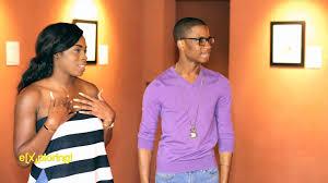 Denola Grey and Zina Anumudu in 'eXploring' (Image Credit: YNaija)