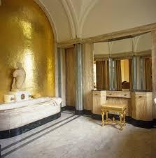 High end bathroom furniture Cool Bar View In Gallery Bathroom Vanity With Gold Stool Decoist The Luxury Look Of Highend Bathroom Vanities