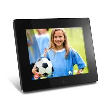 8 inch wifi digital photo frame with touchscreen ips lcd display and 8gb built in