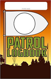 patrol log book a record of plans adventureemories clarke green 9781490556994 amazon books