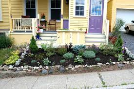 Xeriscape Front Yard Landscape Design Ideas Front Yards Gardens Yard Home  Improvement Xeriscape Large Front Yard