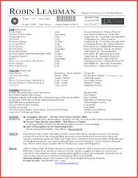 Actors Resume Acting Resume Template 100 Memo Example 74