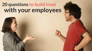 20 Getting To Know You Questions For Work That Build Trust