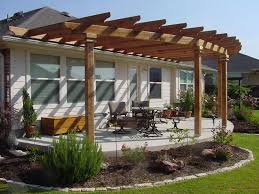 Small Picture wood patio walls Deck designs and Patio design Ideas Plans