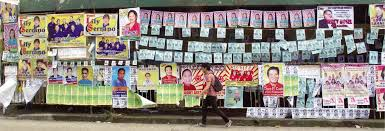 Campaigns Use Materials Election To Candidates For Recycled Comelec g0xqFBn1a