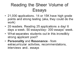 Writing A Successful Personal Statement College Essay
