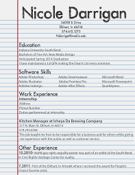 Seven Things To Expect When Attending Resume Information