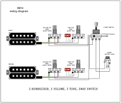 guitar wiring diagrams 2 pickups on bass pickup lively diagram and 2 humbucker 2 volume 1 tone wiring at Guitar Wiring Diagrams 2 Pickups
