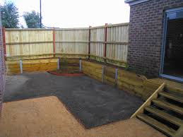 Small Picture Timber Retaining Walls Melbourne Wall Sleepers