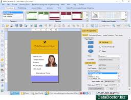 Make An Id Card Student Id Cards Maker Software Design Id Cards For Students
