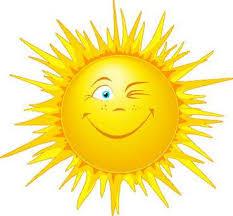 Bildresultat för tecknad sol