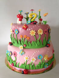 Small Picture 35 best Isabelles Cake images on Pinterest Fairies garden
